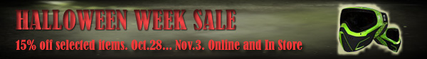 Paintball Gear halloween Sale
