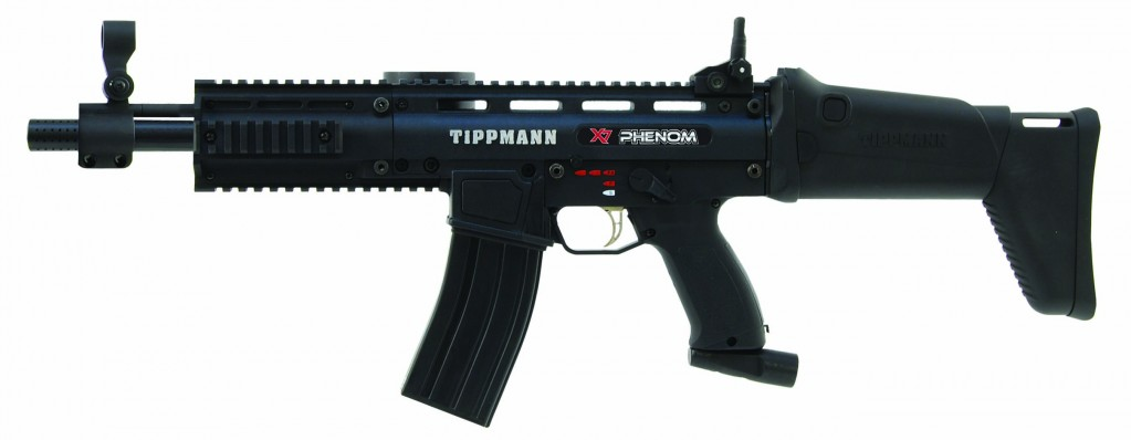 Tippmann X7 Phenom Assault Stock and Sight Kit