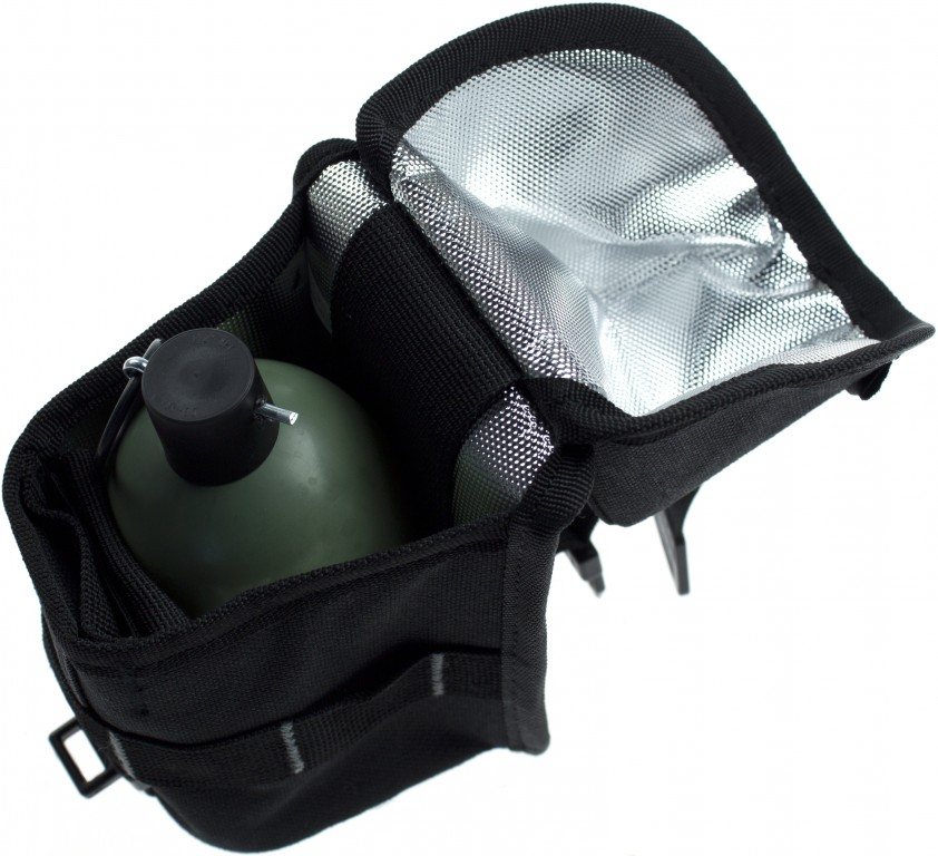 Dye Tactical Insulated Grenade Pouch - Black