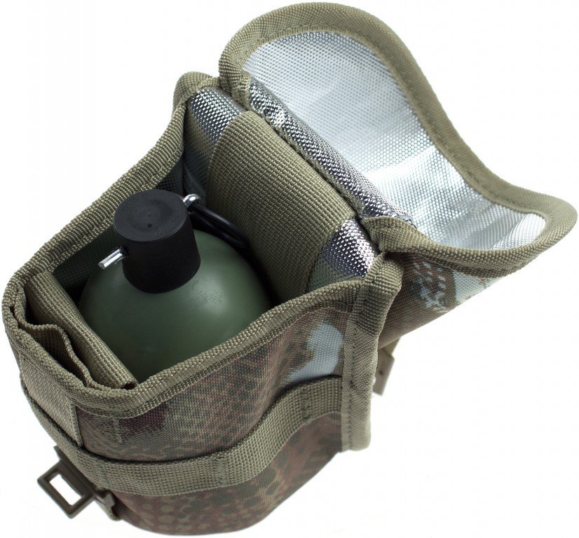 Dye Tactical Insulated Grenade Pouch - Dyecam