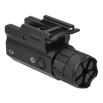 NcStar Vism Blue Laser with rail mount