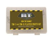 BT TM Universal Player Parts Kit