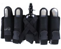 GXG 4+1 Vertical Pack - Black