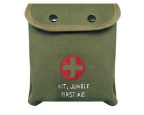 M-1 Jungle First Aid (Pouch Only)