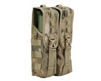 Dye Tactical Locking Double Pod Pouch - DyeCam