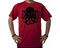 PeeGee Logo T-Shirt - Red