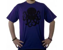 PeeGee Logo T-Shirt - Purple