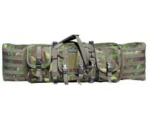 GXG Deluxe Tactical Gun Case - Woodland Camo