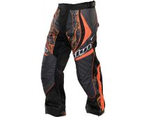 Dye C13 Pants - DyeTree Orange