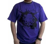PeeGee Splash Shirt - Purple