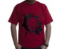 PeeGee Splash Shirt - Red