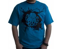 PeeGee Splash Shirt - Blue