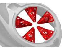 Virtue Rotor Crown SF - Red