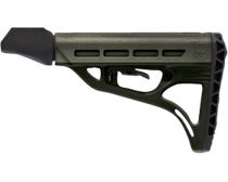 Dye DAM Light Weight Buttstock - Olive Drab