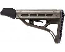 Dye DAM Light Weight Buttstock - Dark Earth