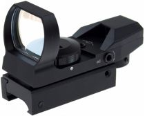 TM Red Green Dot Reflex Sight with 4 Different Recticles