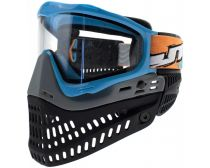 JT Proflex LE Thermal Paintball Goggles - Sky Blue/Grey