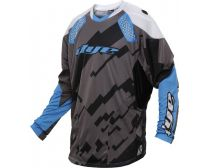 Dye C14 Paintball Jersey - Airstrike Blue/Grey