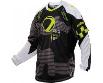 Dye C14 Paintball Jersey - Bomber Lime