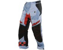 Dye C14 Paintball Pants - Bomber Blue/Red