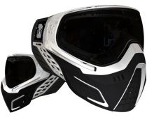 HK Army KLR Paintball Goggles - White/Snow