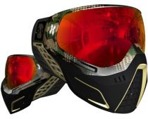 HK Army KLR Paintball Graphic Goggles - Camo Blocks