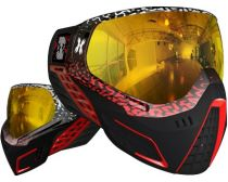 HK Army KLR Paintball Graphic Goggles - Blobs