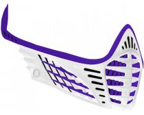 Virtue VIO Face Mask - Purple/Purple/White