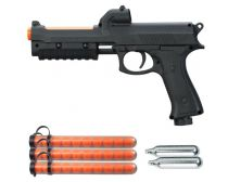 JT ER2-S Pump Pistol Kit - Black