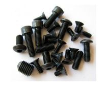 Blackout Screw Kit - Ego LV1 - Geo 1/2/3