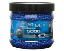Walther .12gram Airsoft BB's 5000ct Jar