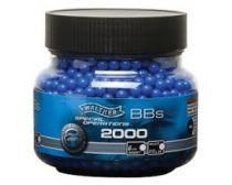 Walther .12gram Airsoft BB's 2000ct Jar