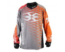 Empire Jersey Contact Zero F5 Grey/Orange