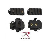 Rothco Airsoft Helmet Accessory Pack - Black