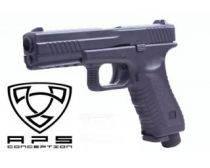 RAP4 APS RAM Combat Pistol (Black) .43 Caliber