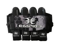 Empire Harness: Compressor Pack FT - Black, Tan, Blue 4+7