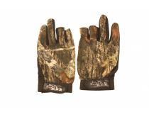 3 Cut Finger Anti-Slip Camouflage Gloves - S/M