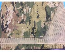 Crosshairs Camouflage Mesh Sniper Veil Scarf - Tree