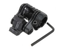 Crosshairs 5 Position Flashlight / Laser Mount
