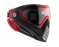 Dye i4 Goggle - Dirty Bird - rd/blk