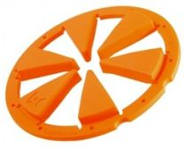 Exalt Rotor Feedgate - Orange