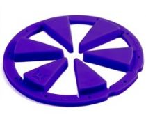 Exalt Rotor Feedgate - Purple
