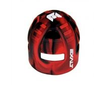 Exalt Tank Grip - Red/Black Swirl