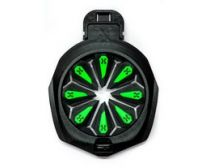 Epic Speed Feed - TFX Mint (black/neon green)