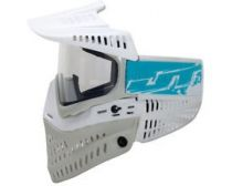 JT Proflex LE Thermal Paintball Goggles - Peral white / Grey