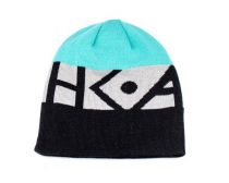 HK Army Beanie DVO Teal/Grey/Black