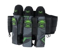 Valken Harness Redemption Vexagon 3+6 - Neon Green/Grey