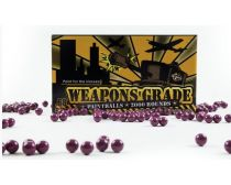 WPN Paintball Weapons Grade - Recreational Paintballs - Assorted Shell / White Fill