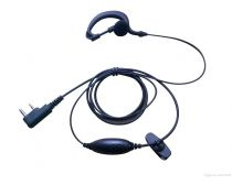 Baofeng Ear Head Set with PTT - Kenwood Plug