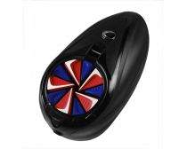 Exalt Rotor Fastfeed - Red/White/Blue